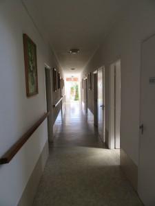 Földszinti folyosó